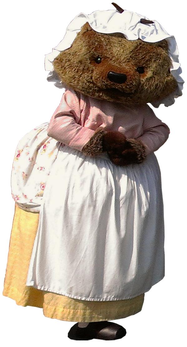 ティギーおばさん1