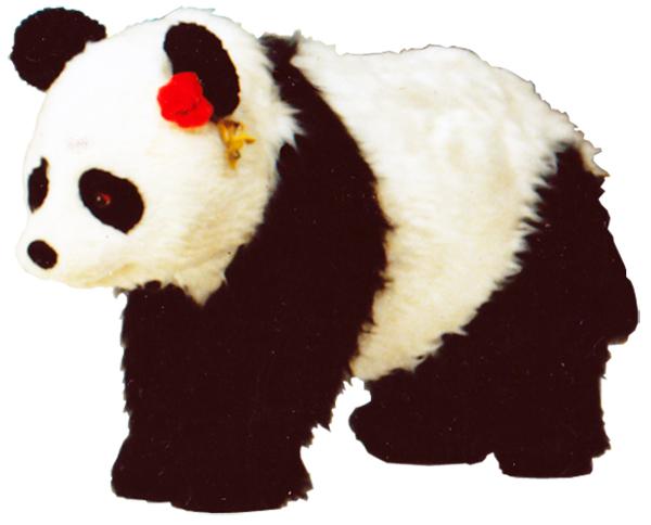 パンダのヤンヤン1